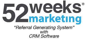 Logo with CRM software