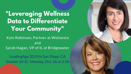 LeadingAge Wellzesta Bridgewater 2019